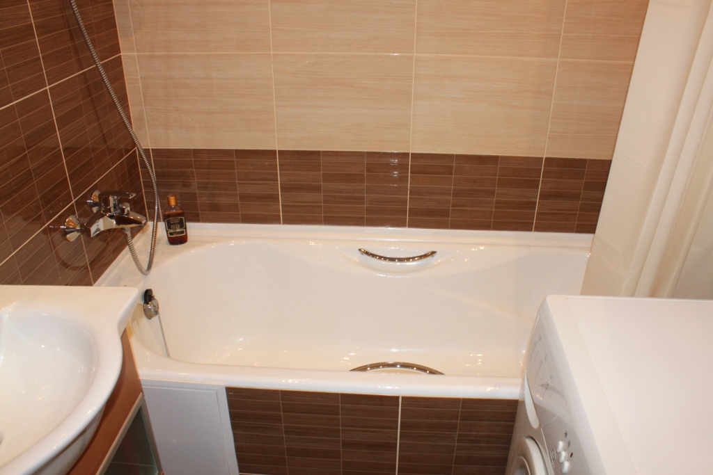 Как лучше сделать ванную комнату в квартире